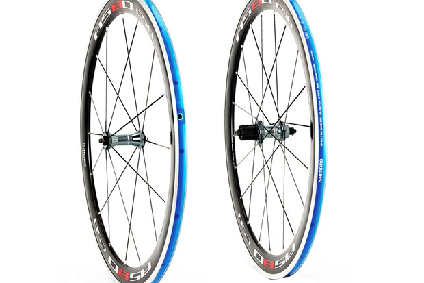 Shimano WH-RS80-C50-CL Road Wheelset
