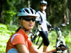 Want to meet new people? A singles mountain biking weekend could be the answer