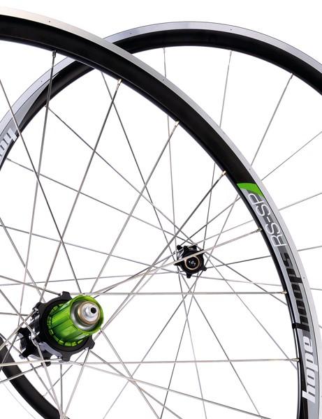 Hope Hoops Pro3 RS-Mono wheelset