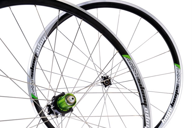 Hope Hoops Pro3 RS-Mono wheelset