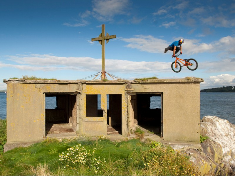 Watch an exclusive documentary about Danny MacAskill's rise to fame on Red Bull Web TV tonight