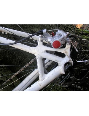 Cable disc brakes should provide ample stopping power