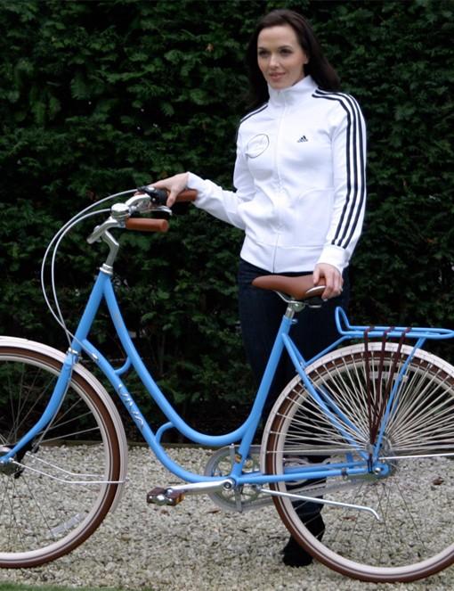 Cycletta ambassador Victoria Pendleton