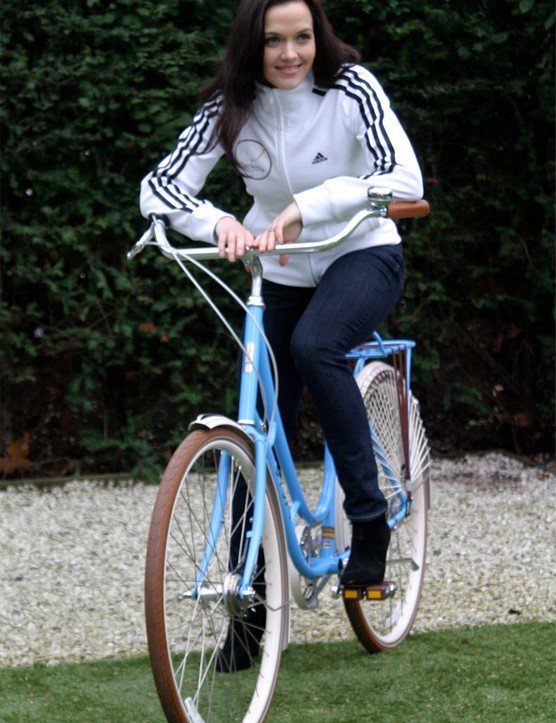 Victoria Pendleton will take part in the innaugural Cycletta events this year.