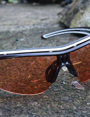 Adidas Halfrim Pro glasses - available in a range of sizes and colours