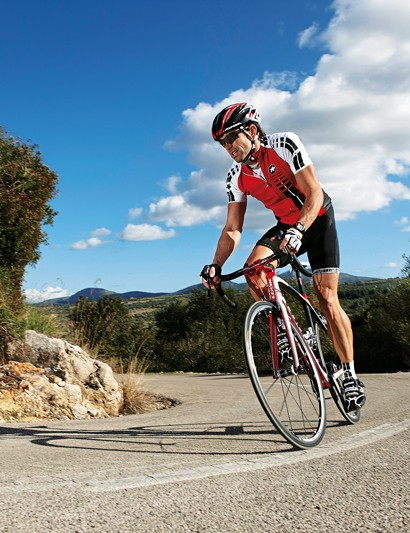 Marcel first tackled the Camino de Sa Vall climb in the big ring in 1997 while chasing Andreas Klöden