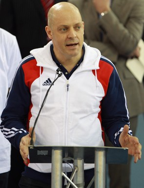 Dave Brailsford hopes for plenty of GB gold on the track in London