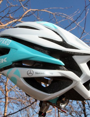 Trek's helmets haven't always been the most attractive but the new Bontrager Oracle should help reverse that perception