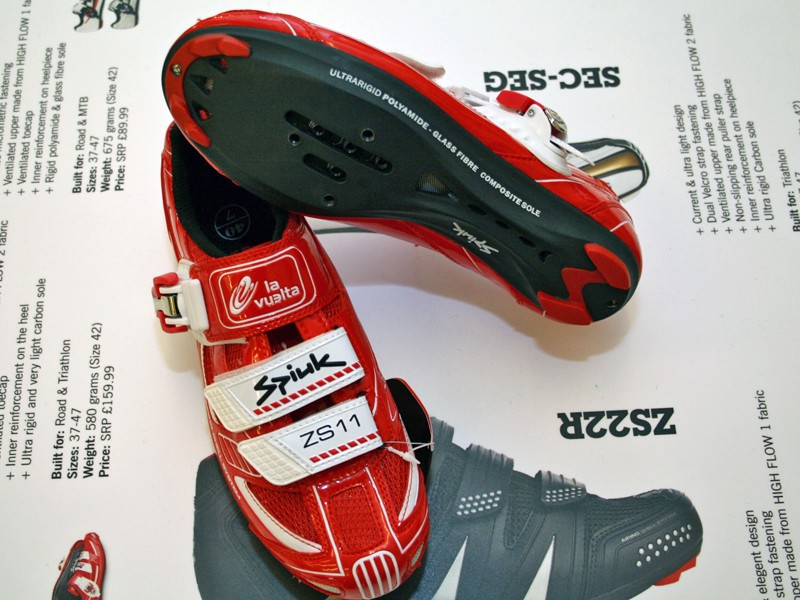 Spiuk ZS11R shoes