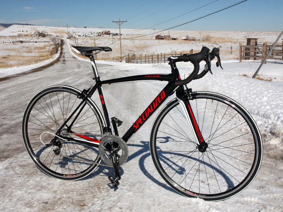 99f0a1c3bfc The Specialized Allez Comp Compact M2 Apex is remarkably affordable and yet  packs a punch much
