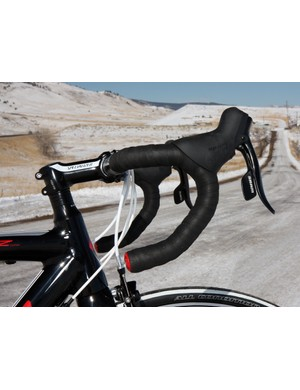 The anatomic-bend bars are comfortable for long cruises