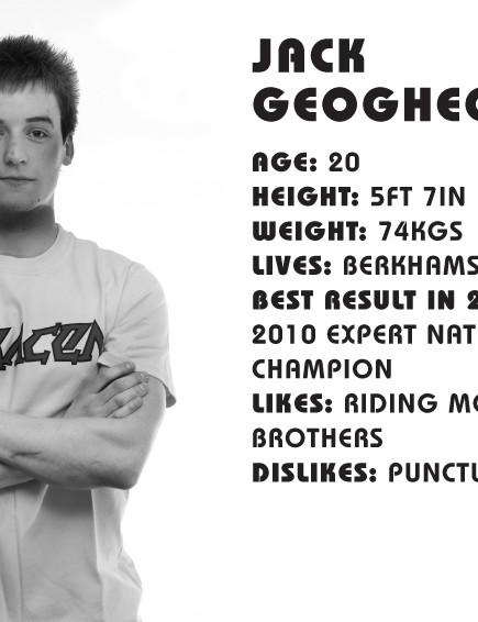 Jack Geoghegan