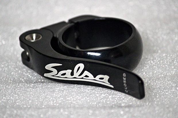 Salsa Flip Lock QR Seatclamp