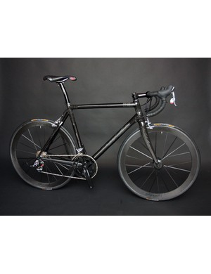 KirkLee built this bike to be