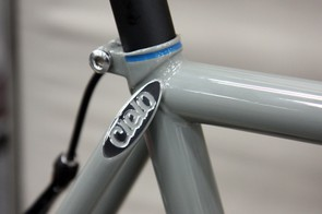 Stainless steel seat stay caps dress up every Cielo