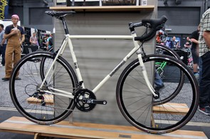 Cielo will soon offer the Sportif Racer Limited, built with Columbus XCR stainless steel tubing