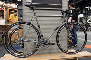 Cielo's new Sportif Racer uses similar construction to the standard Sportif but with tighter geometry