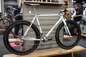 Cielo adds a dedicated 'cross racer to its range of steel frames