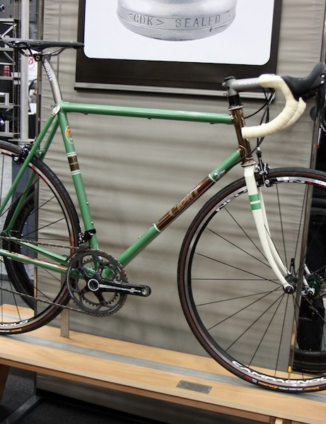 Chris King showed off his personal Cielo at this year's NAHBS