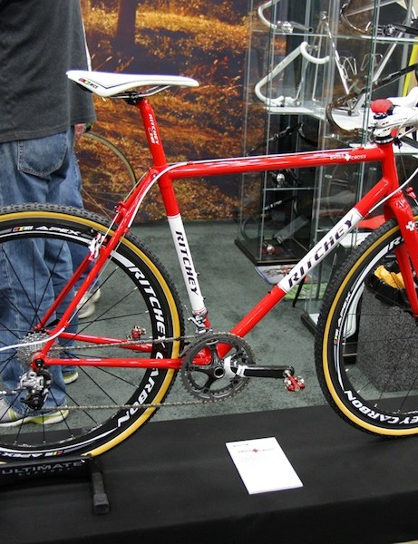 Also returning is Ritchey's venerable Swiss Cross but with a few modern updates