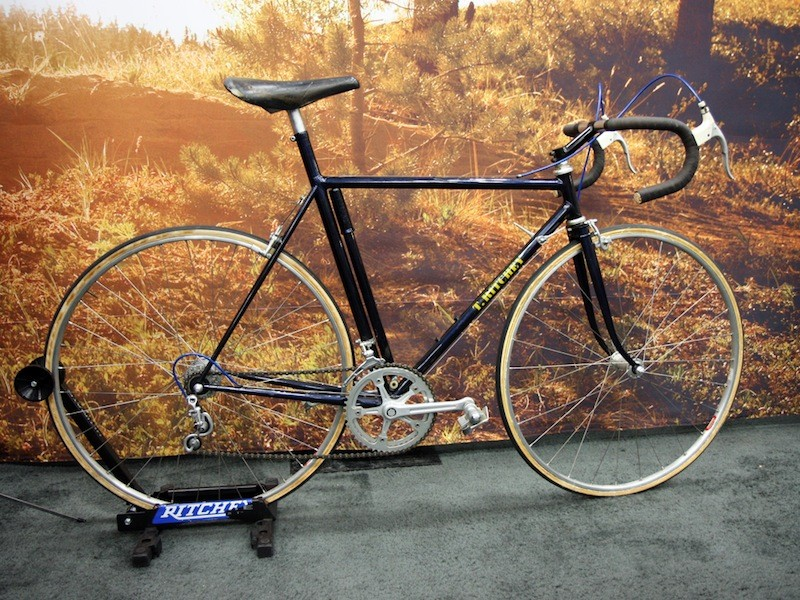 Tom Ritchey built this road frame for his father