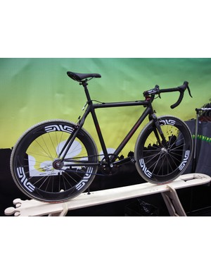 Independent Fabrications officially launched their new full-carbon Cross Jester at this year's NAHBS.