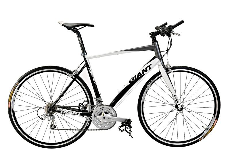 Giant Rapid 2 - BikeRadar