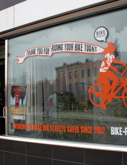 Local businesses see the benefits of alternative transportation within the city