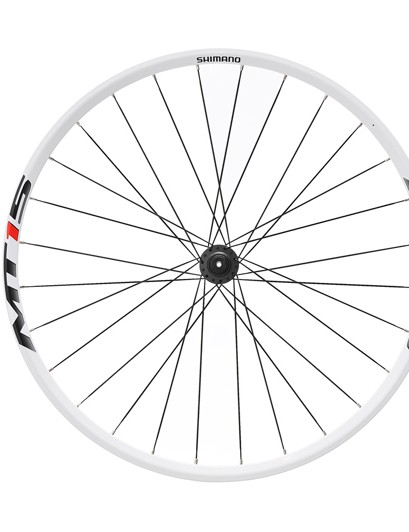 Shimano MT15 front wheel