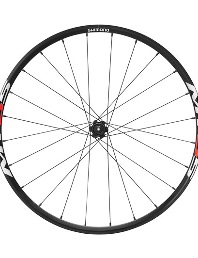 Shimano MT55 rear wheel