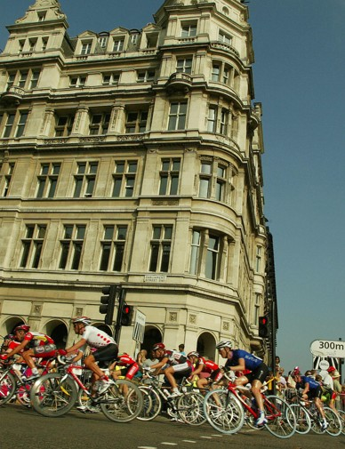 Tour of Britain in London