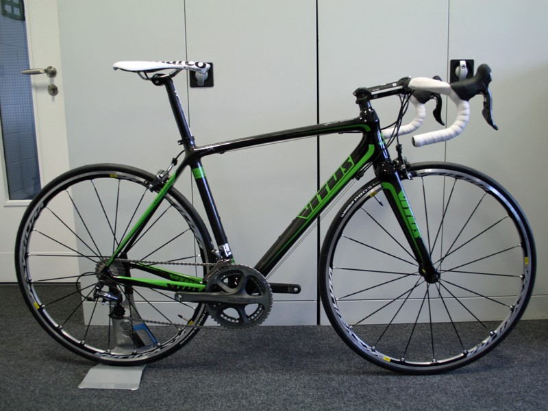 Vitus are releasing this Sean Kelly Special Edition to celebrate their relaunch