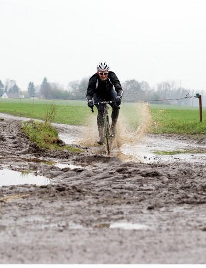 Paris-Roubaix Challenge 2011 reconnaissance