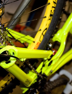 The new Turner DHR has hit UK shores and is available in this eye-catching neon yellow colour
