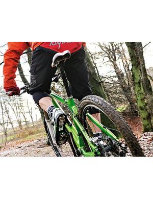 Carefully padded slimline saddles can be comfier on longer rides than heavily padded ones