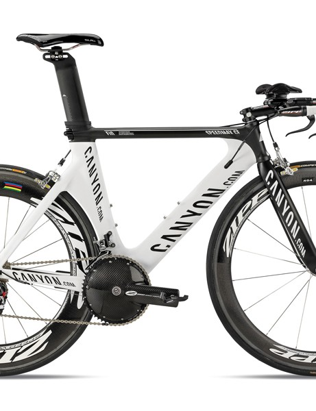 Canyon's Speedmax CF won gold from the iF in 2010 and has now been recognised by the German Design Council, who've given it their silver award