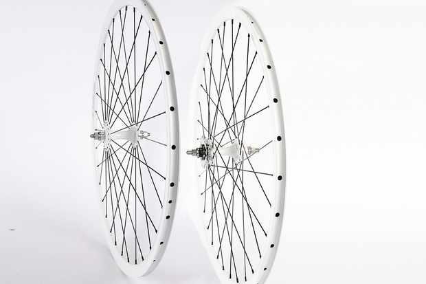 Halo Aerotrack Fix-G wheels
