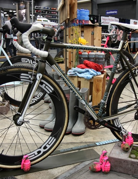 Vanilla Workshop's Speedvagen 'cross bikes are beautiful to look at but they're built for hardcore racing