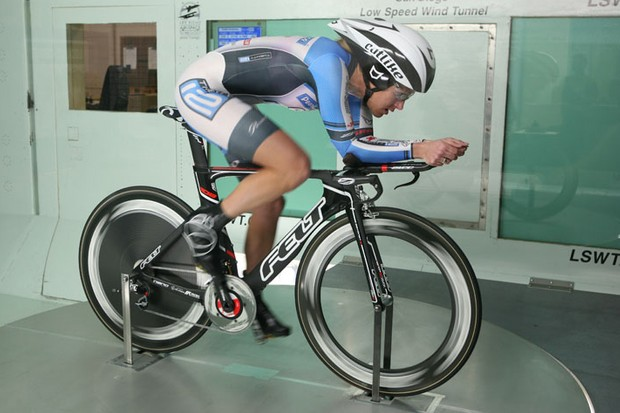 Felt's DA time trial frameset has been approved by the UCI as race legal