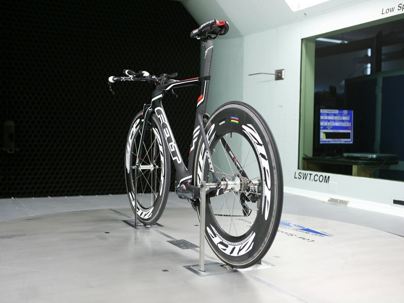 The Felt DA during recent wind tunnel testing