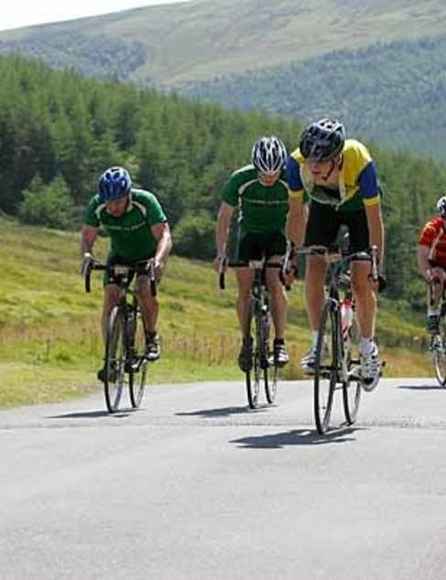 Tour of the Black Mountains