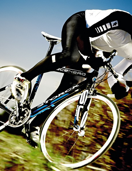 The Storck Scenero has been named Bike Of The Year by Cycling Plus