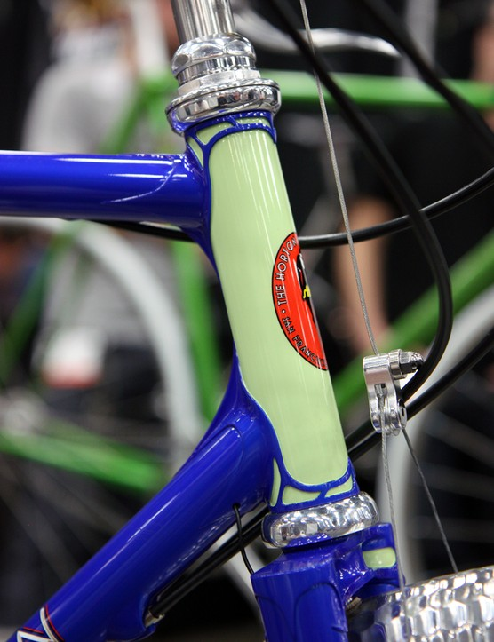 Both bikes were immaculately painted by the renowned Joe Bell