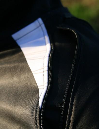 MOA Kamallight Bianco Jacket