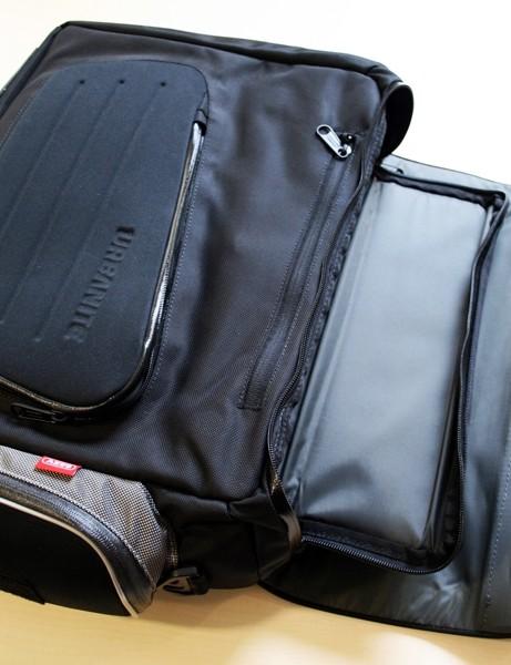 Abus Urban 16.5 litre Office Bag