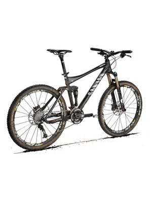 The Canyon Nerve XC 9.0 is What Mountain Bike's 2011 Trail Bike Of The Year