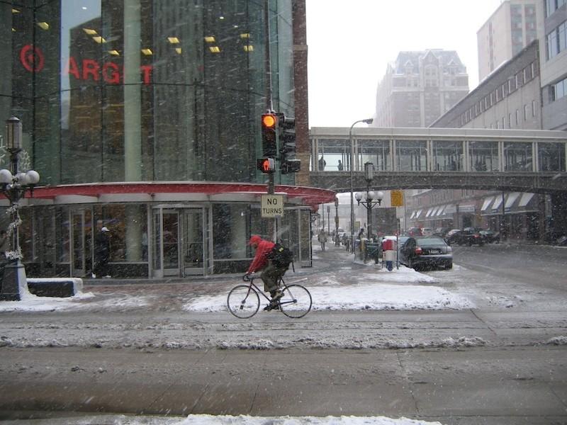 Minneapolis, Minnesota breeds hard cyclists