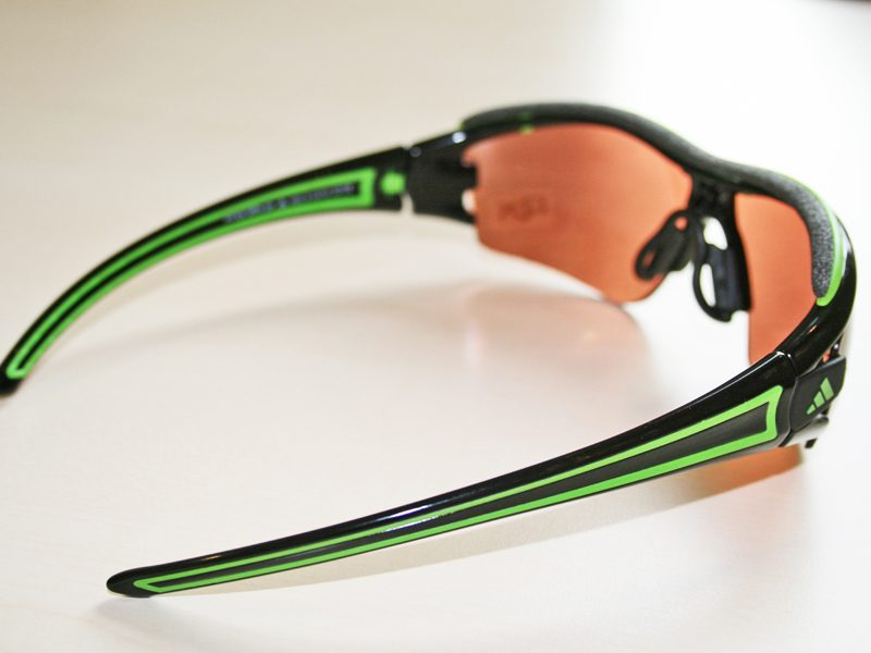adidas evil eye halfrim pro vario green