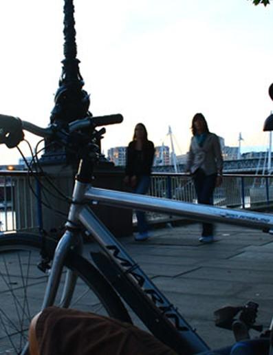 London Cyclist creator Andreas Kambanis