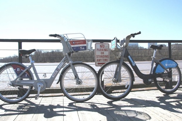 B-Cycle and Public Bike System face off